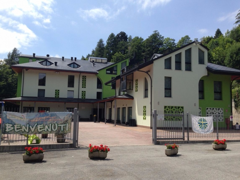 Diocesan house ALBESE in Sampeyre (Cuneo)