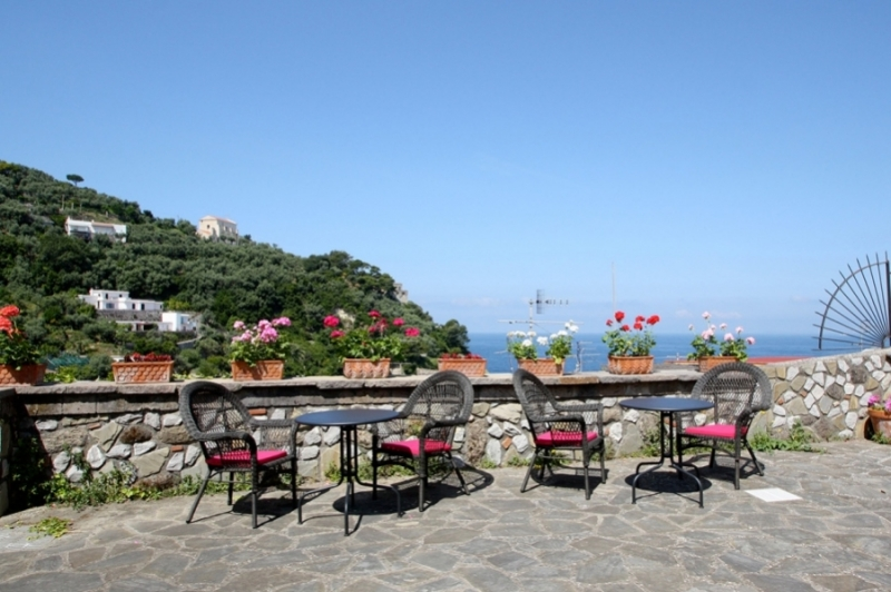 SAN FRANCESCO RELAIS Convent in Massa Lubrense (Naples)