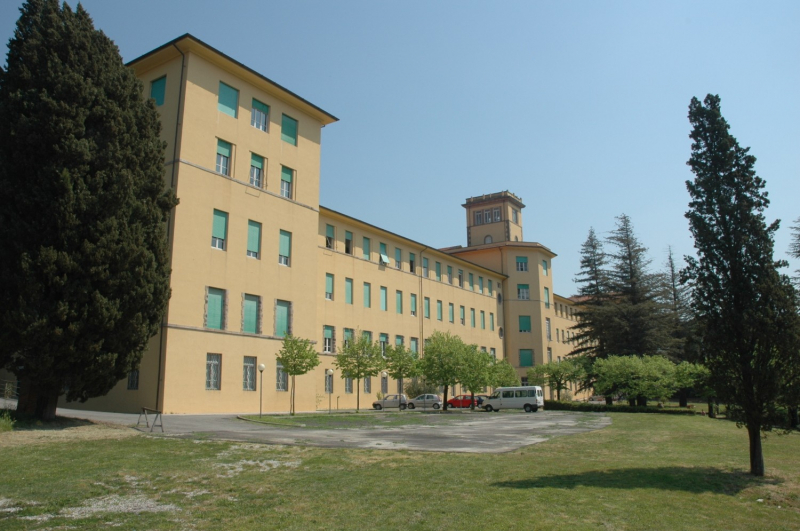 ARCHIVESCOVILE OF LUCCA seminary in Lucca