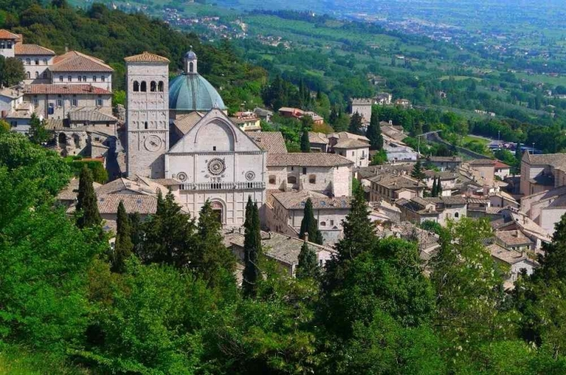 Citadel Hospitality of the CIVITATE CHRISTIAN PRO in Assisi (Perugia)