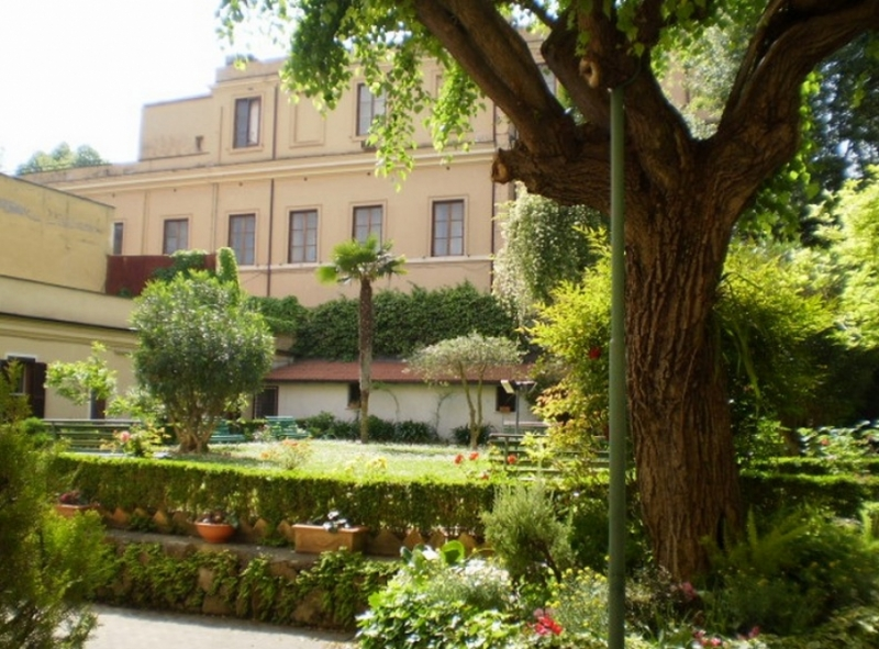 Casa per Ferie SPIRITUALITY SPREADING CENTER OF VILLA RIARI in Rome
